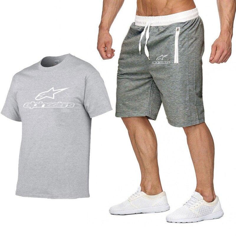 Chandal Traje Para Hombre Sudadera Con Pantalones Para Hombre Camiseta De Moda Corta De Verano Para Hombre Pantalones Cortos Traje Informal Ropa Deportiva Para Hombre Omeda Tienda De Ropa