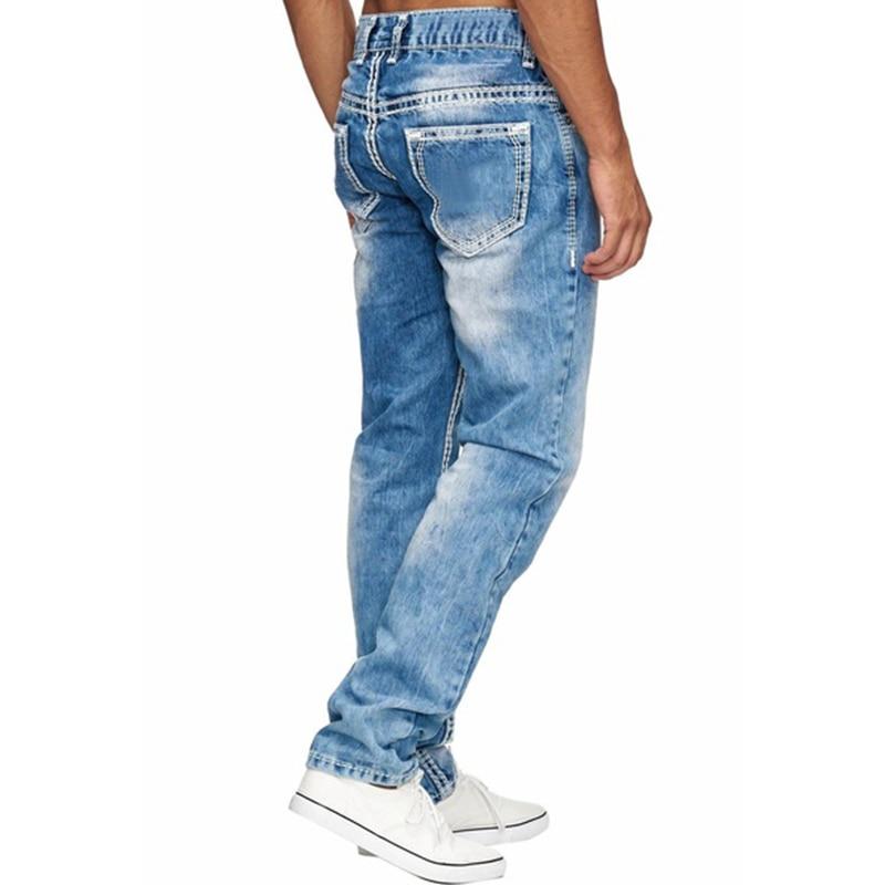 Hemiks Streetwear Pantalones Vaqueros Casuales Para Hombre Pantalones Vaqueros Rectos Ajustados Para Hombre Omeda Tienda De Ropa