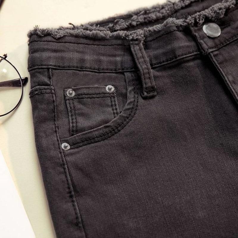 Jujuland 2019 Jeans Mujer Pantalones De Mezclilla Color Negro Mujer Jeans Donna Estiramiento Pantalones Femeninos Pantalones Ajustados Para Mujer Pantalones Omeda Tienda De Ropa